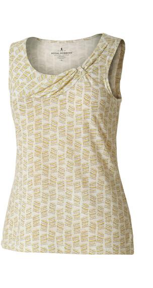 Royal Robbins Essential Tencel Dash Tanktop Dames beige